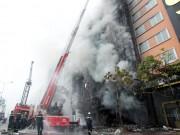Cháy quán karaoke 13 người chết: Chủ quán lộ nhiều sai phạm