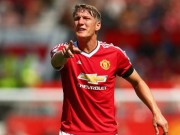 Bóng đá - Tin HOT bóng đá tối 12/11: Schweinsteiger sắp sang Mỹ thi đấu