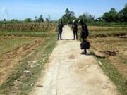 An ninh Xã hội - Can trai làng đánh nhau, một người bị đâm chết oan