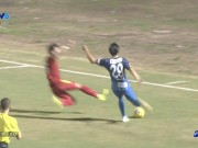 Bóng đá - Quế Ngọc Hải tung chân khiến cầu thủ Nhật Bản sợ hãi