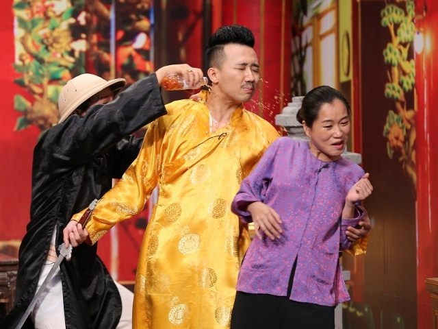 """Hoài Linh: """"Anh em trong nghề ai cũng ngưỡng mộ Trung Dân"""" - 5"""