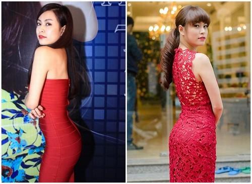 """Những vòng 3 """"ăn tiền"""" nhất của showbiz Việt - 3"""