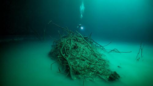 Khám phá hồ nước ngầm bí ẩn ở mexico - 6