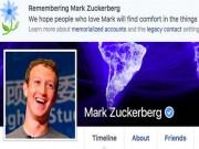 """Công nghệ thông tin - Mark Zuckerberg bị """"báo tử"""" trên Facebook"""