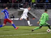 "Liechtenstein - Italia: Rực rỡ  "" sát thủ ""  trẻ"