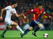 Bóng đá - Tây Ban Nha - Macedonia: Hiệp 2 bùng nổ