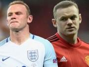 """Bóng đá - Rooney, từ MU đến ĐT Anh: """"Số 10"""" lạc lõng"""