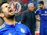 """Bóng đá - Diego Costa: """"Cục nợ"""" của Mourinho, báu vật của Conte"""