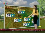 Tin tức trong ngày - Dự báo thời tiết VTV 13/11: Thời tiết đẹp trên cả nước