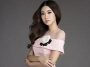 Thời trang - Mướt mắt ngắm HH Mỹ Linh thả dáng trong loạt váy ren hoa
