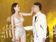 Ca nhạc - MTV - Hà Hồ mặc đồ diễn như nội y khiến trai trẻ ngượng ngùng