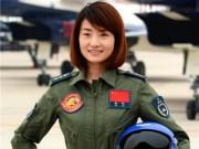 Thế giới - TQ: Nữ phi công đầu tiên lái chiến đấu cơ J-10 tử nạn