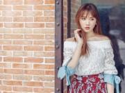 Thời trang - Hari Won vai trần đẹp mộng mơ trên phố