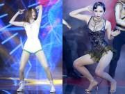 """Ca nhạc - MTV - """"Nóng mắt"""" trước những động tác bốc lửa của người đẹp Việt"""