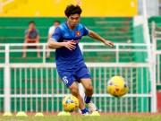 """Bóng đá - ĐT Việt Nam: Công Phượng """"luyện chơi cá nhân"""""""