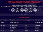 Tin TP Hồ Chí Minh - Giải xổ số điện toán hơn 71 tỉ bất ngờ có chủ