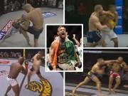 """Thể thao - """"Gã điên UFC"""" McGregor: Kẻ knock-out hủy diệt"""