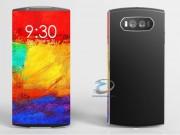 Dế sắp ra lò - Samsung Galaxy S8 màn hình tràn cạnh đẹp mê hồn