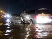 Tin tức trong ngày - TP.HCM: Nhiều tuyến đường lại sắp bị ngập dù không mưa