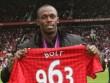 Usain Bolt sắp tập cùng Dortmund, mơ đá cho MU 5 năm