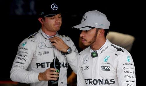 BXH F1 - Brazilian GP: Không có chỗ cho sai lầm - ảnh 1