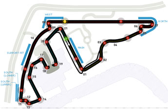 Lịch thi đấu đua xe F1: Abu Dhabi GP 2017 - 1