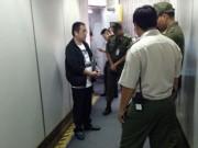 Tin tức trong ngày - Đi máy bay để... ăn trộm