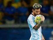 Bóng đá - Messi đá kém ở ĐT Argentina: Ngôi sao cô đơn