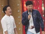 Ca nhạc - MTV - Ngô Kiến Huy ngượng chín mặt vì bị Trường Giang chê trên TV