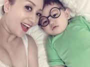 Ca nhạc - MTV - 8 mỹ nhân Việt quá nóng bỏng khi làm mẹ khiến trai tân mê tít