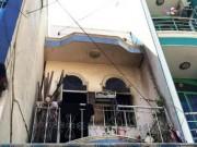 Tin tức trong ngày - Bé 12 tuổi lao ra từ căn nhà bao trùm khói lửa giữa SG