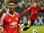 Học Ronaldo, sao trẻ MU tham gia thử thách  dị