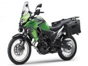 Thế giới xe - Ra mắt Kawasaki Versys-X 250 2017 phong cách thể thao