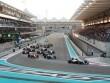 Lịch thi đấu F1: Abu Dhabi GP 2016