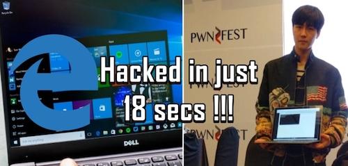 Hack trình duyệt Edge trong 18 giây, nhận về hơn 3,1 tỉ đồng - 1