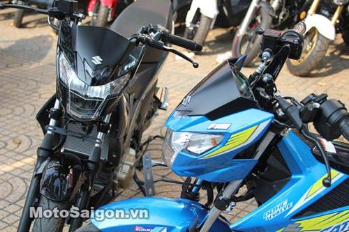 Satria F150 2016 giá 90 triệu đồng cập bến Việt Nam - 3