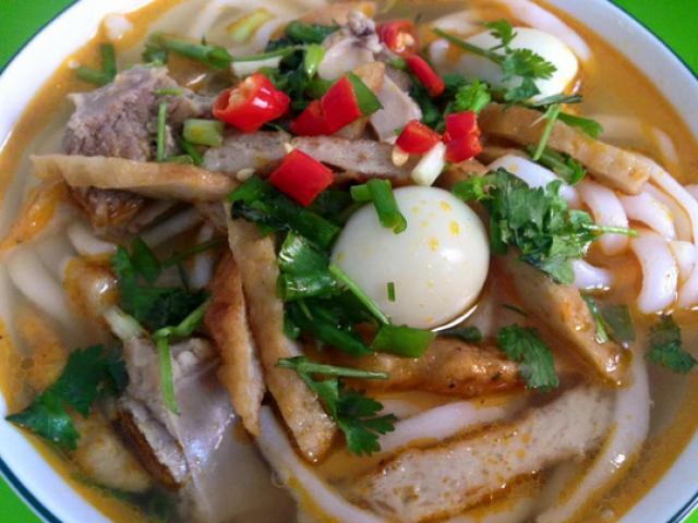 Nhớ mãi bánh canh bột gạo Phan Rang