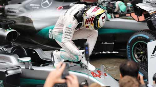 F1, ấn tượng Brazil: Người tính không bằng trời tính