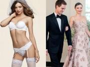 Thời trang - Miranda Kerr: Cô vợ tỷ phú quyến rũ nhất thế giới