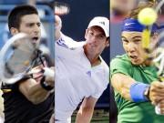 Thể thao - Nadal trở lại, quyết tranh số 1 cùng Murray, Djokovic