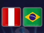 """Bóng đá - Peru – Brazil: Điệu Samba quyết """"phục hận"""""""