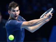 Monfils - Thiem: Bứt tốc đúng lúc (ATP Finals)