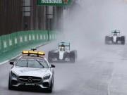 Thể thao - F1, ấn tượng Brazil: Người tính không bằng trời tính