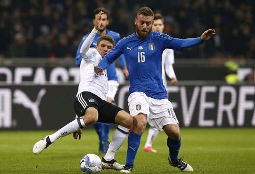 Italia - Đức: Thử nghiệm là trên hết