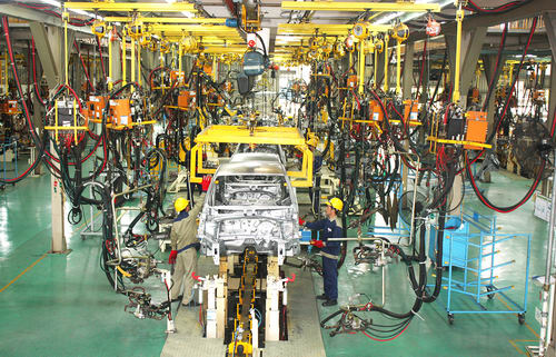 Bộ Công Thương: Sẽ tăng tỷ lệ nội địa hóa ô tô thêm nữa