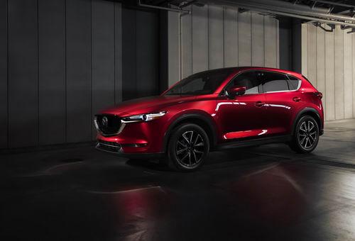 Mazda CX-5 2017 hoàn toàn mới ra mắt