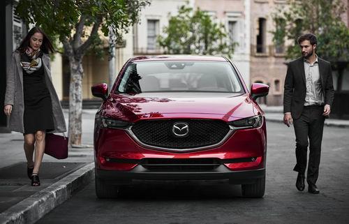 Mazda CX-5 2017 hoàn toàn mới ra mắt - 2