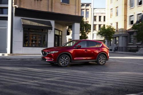 Mazda CX-5 2017 hoàn toàn mới ra mắt - 6