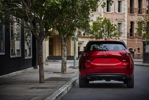 Mazda CX-5 2017 hoàn toàn mới ra mắt - 7
