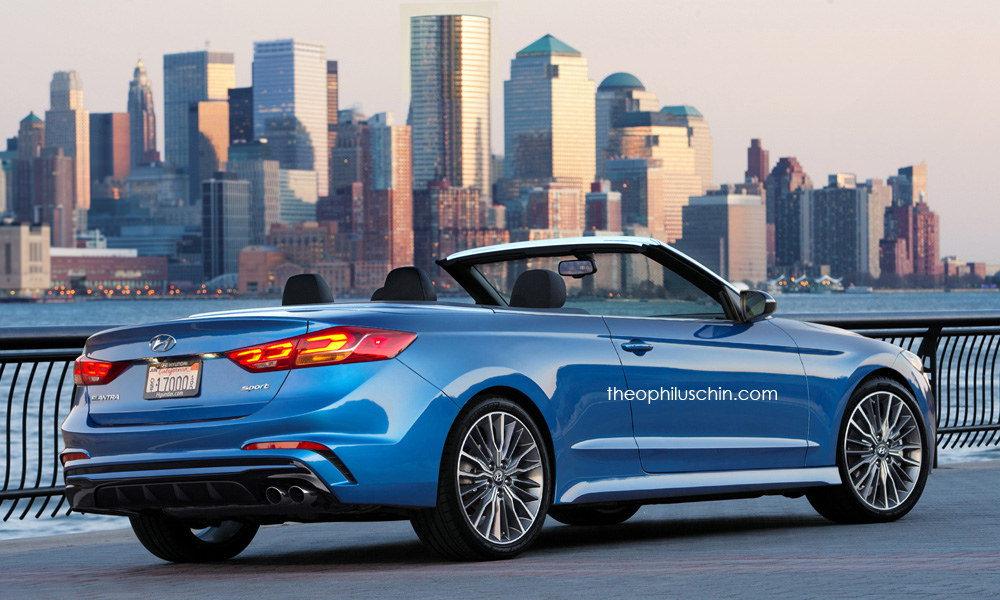 """""""Không thể rời mắt"""" với thiết kế Hyundai Elantra Cabriolet - 2"""